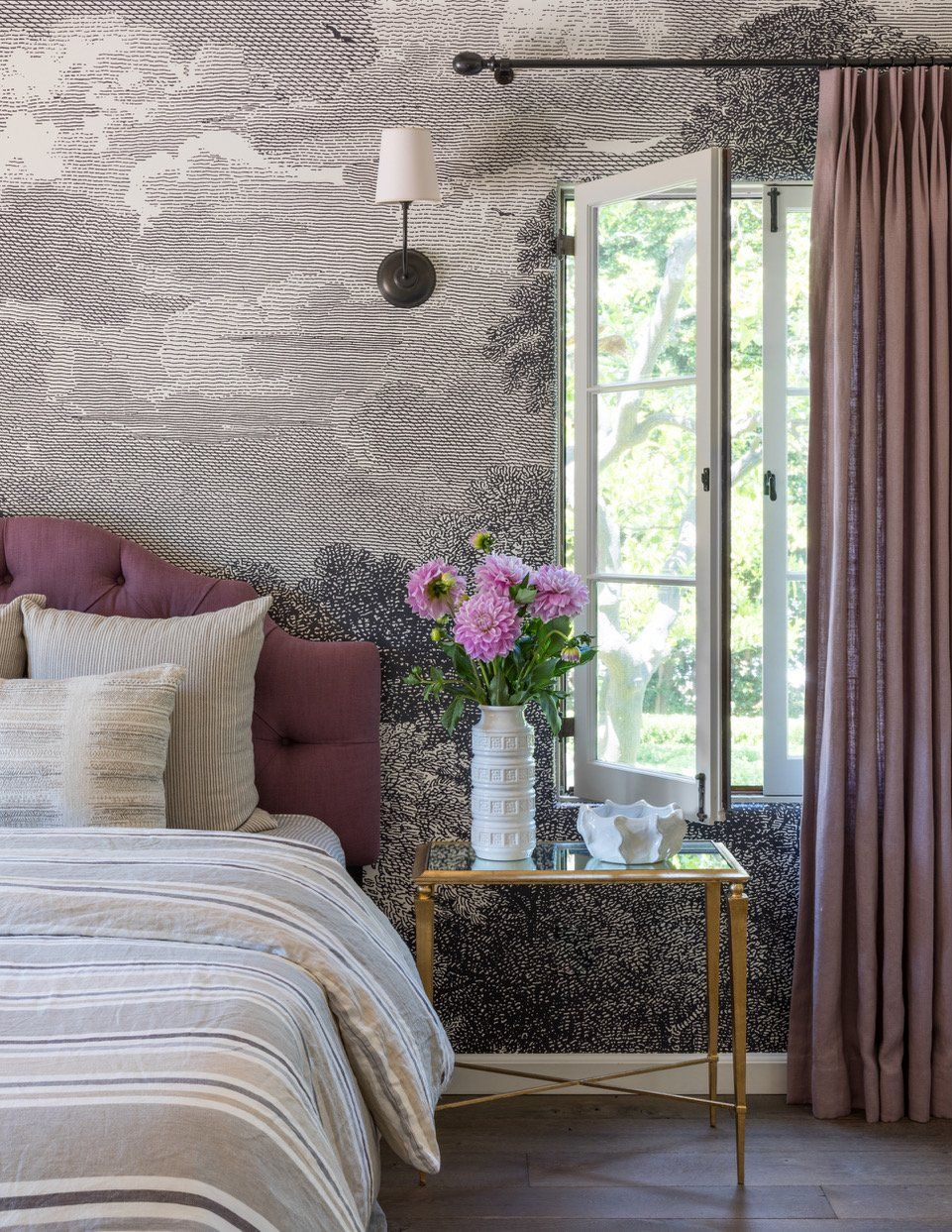 Brentwood Park French country bedrooms