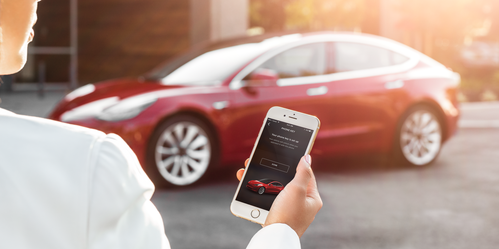 Tesla releases new Model 3 pictures to show its key card ...