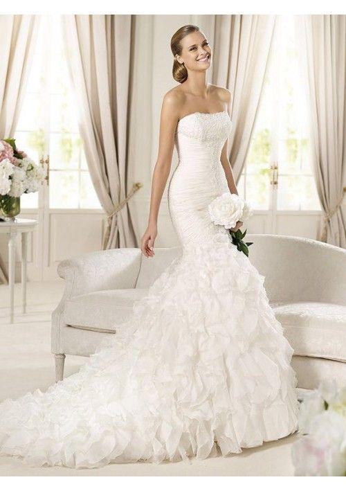 17 Best images about wedding dresses on Pinterest | Wedding ...