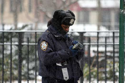 abc31bd6d Winter NYPD uniform | NYPD | Winter jackets, Canada goose jackets ...