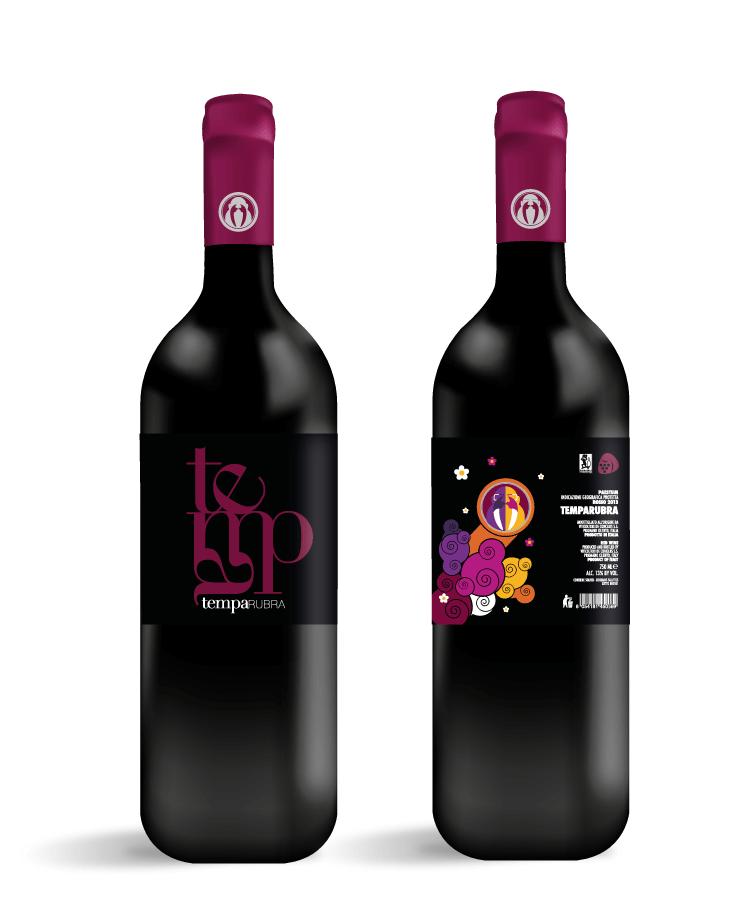 Bottiglia Temparubra