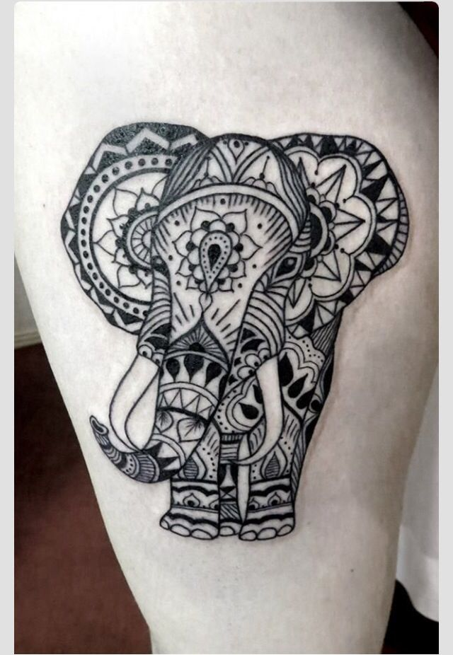 Elephant Trunk Up For Good Luck Tattoos Pinterest Tattoo