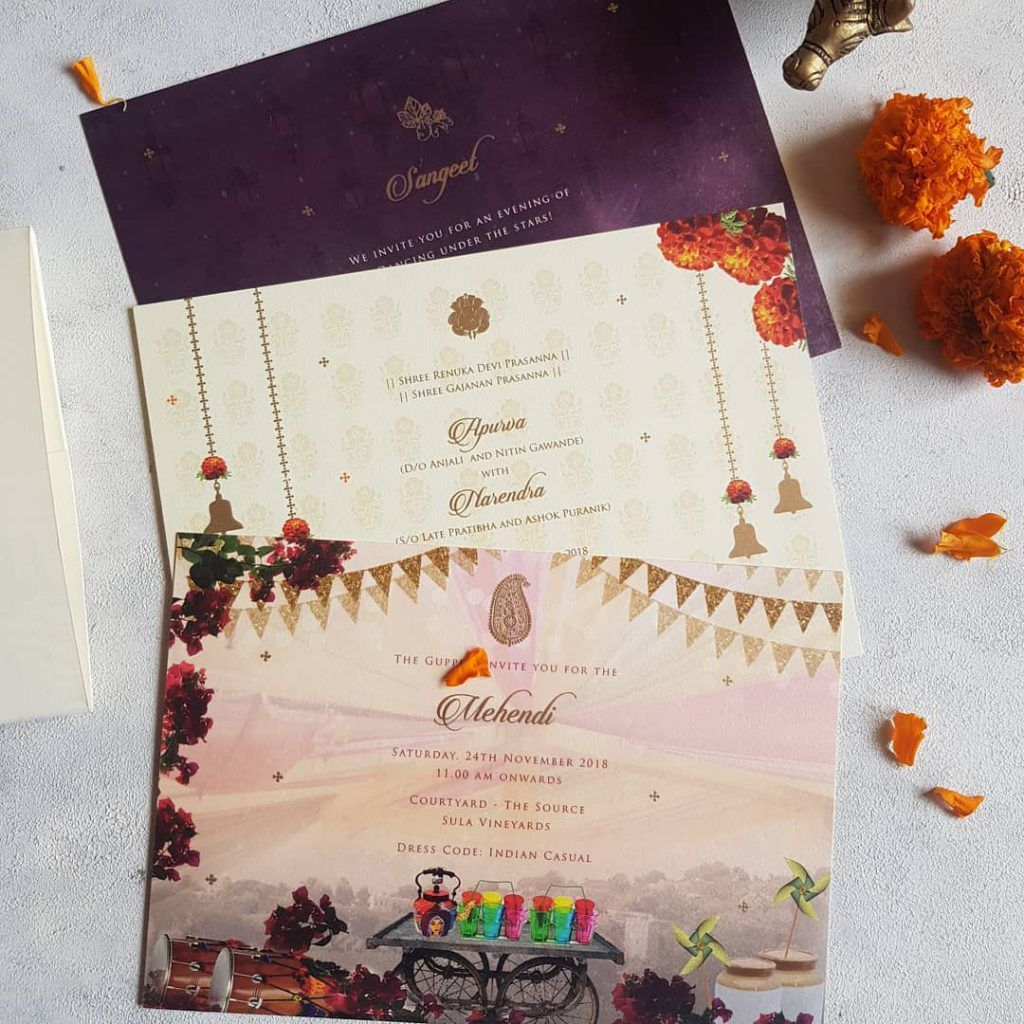 The Wed Post Select Best Wedding Invitations Of 2019 Fun Wedding Invitations Wedding Invitations Invitations