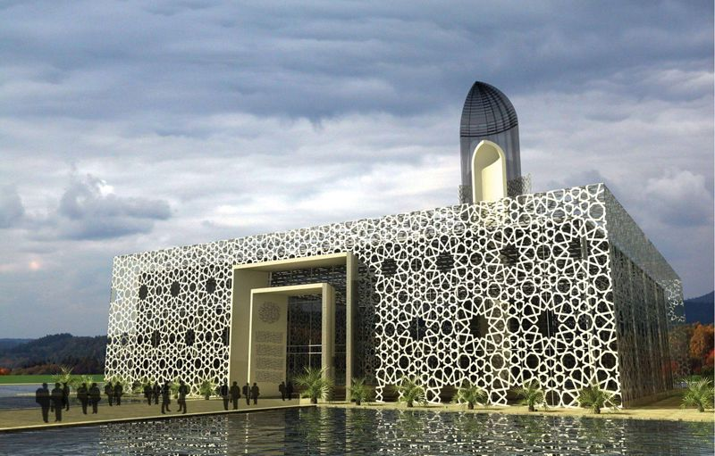 Muslims of usa association is planning to build a modern mosque we are gathering architechtural designers muslim students expert in design material