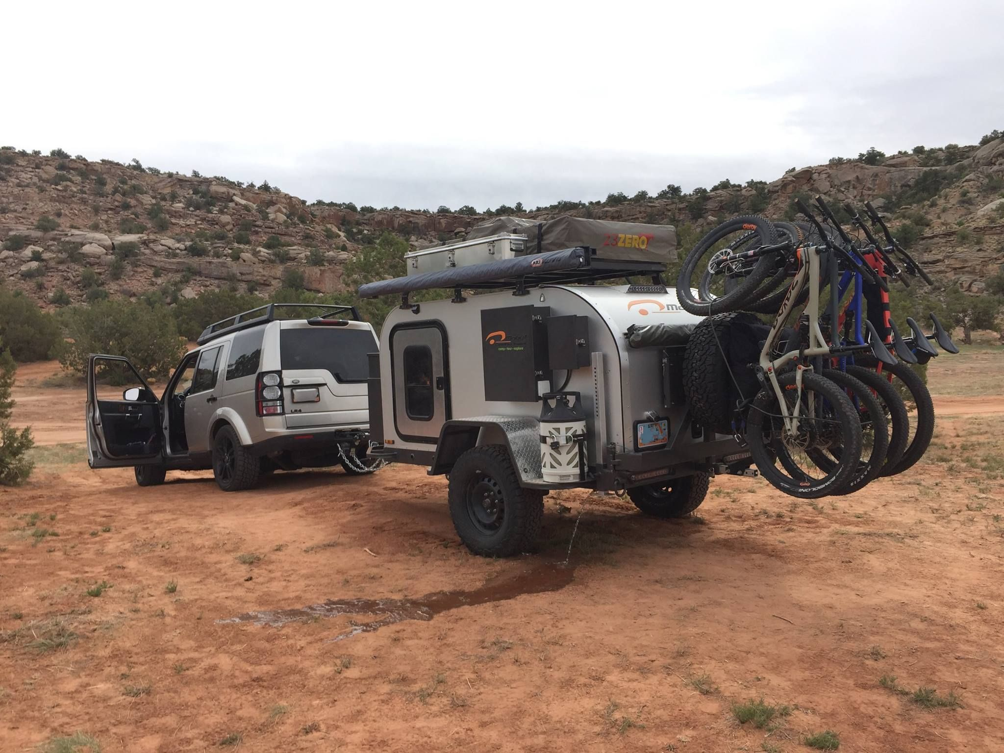 If only it was being pulled by a 4runner. | Camp Nowhere | Pinterest ...