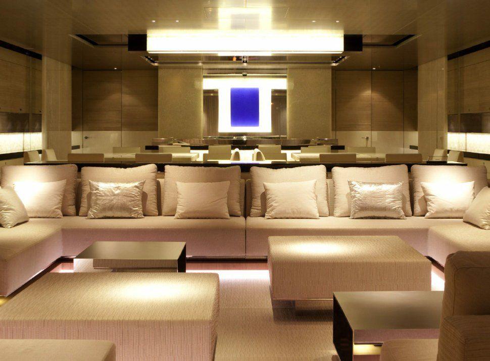 Vava ii interior | Superyacht Interiors | Yacht interior