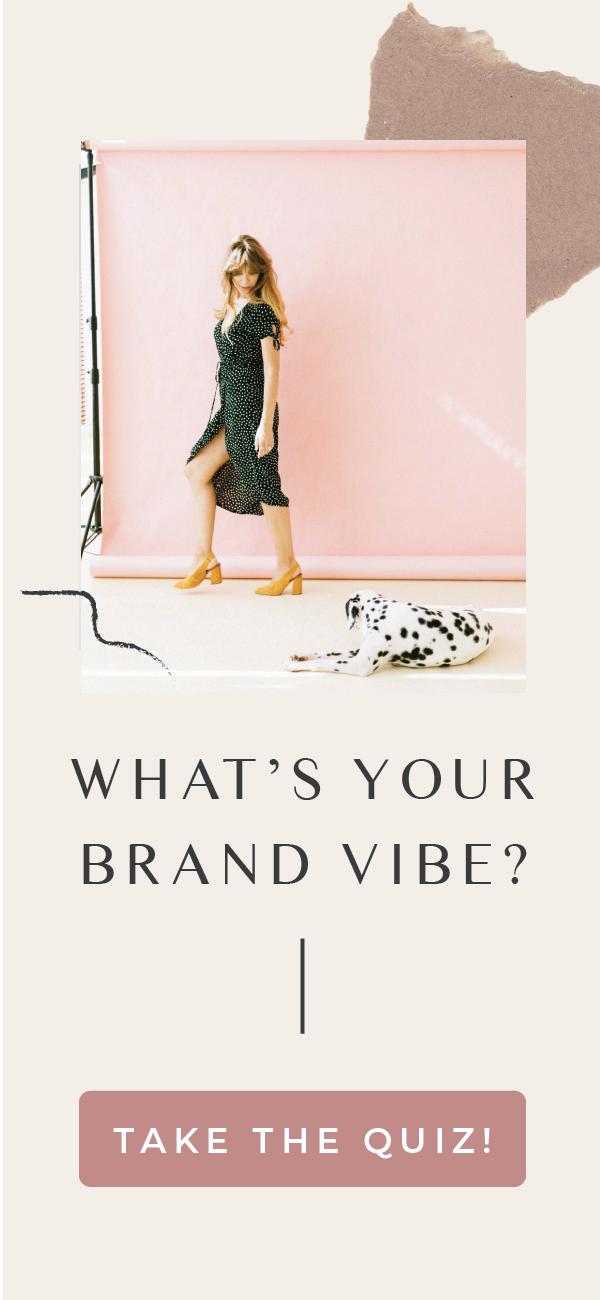 Brand Identity Quiz Minimal Branding Design Aesthetic Quiz Brand Identity Design