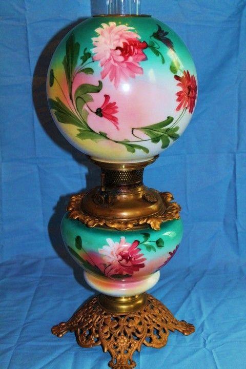 Gone With The Wind Oil Lamp Antique Best 2000 Antique Decor Ideas