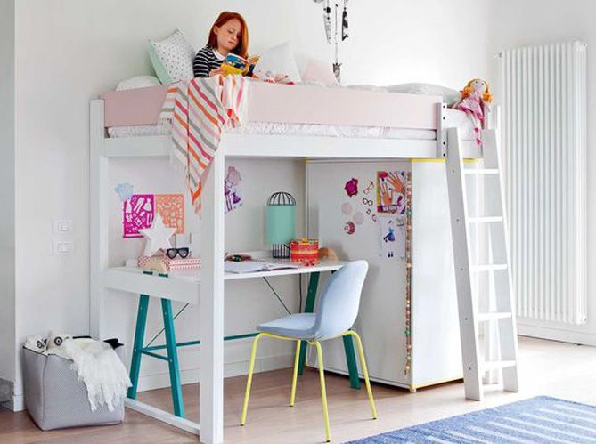 4 conseils pour une chambre denfants design elle dcoration - Comment Decorer Une Chambre D Enfant