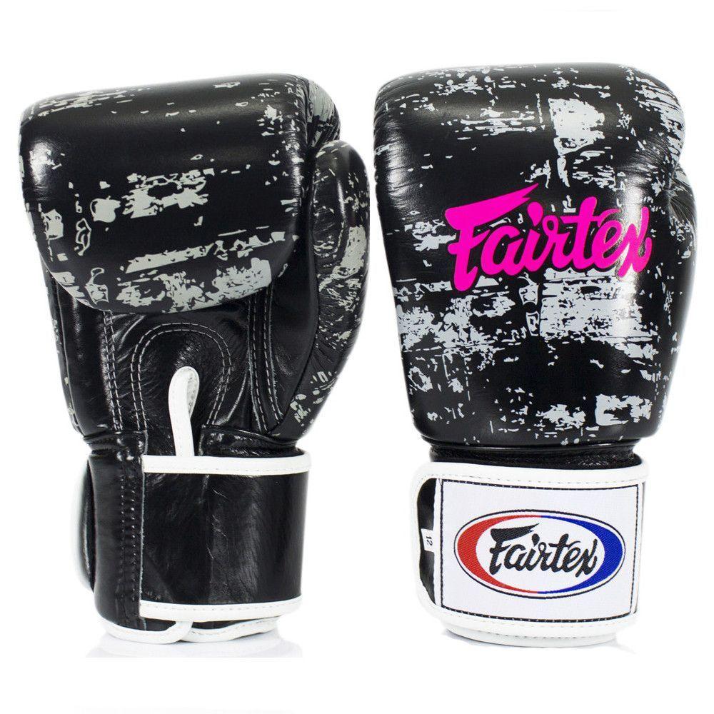 BOXING GLOVES BGV1 DARK CLOUD SPARRING KICK MMA FAIRTEX MUAY THAI