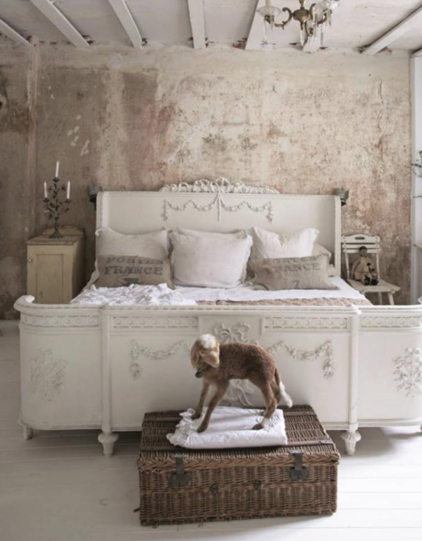 Jeanne d 39 arc living magazine nummer 3 van maart 2015 jean darc living pinterest - Schlafzimmer franzosischer stil ...