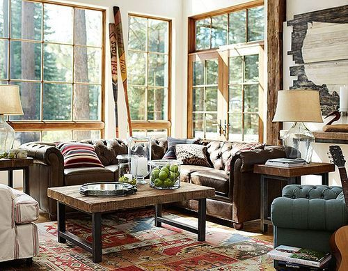 What Life in the Pottery Barn Catalog Really Looks Like (PHOTOS ...