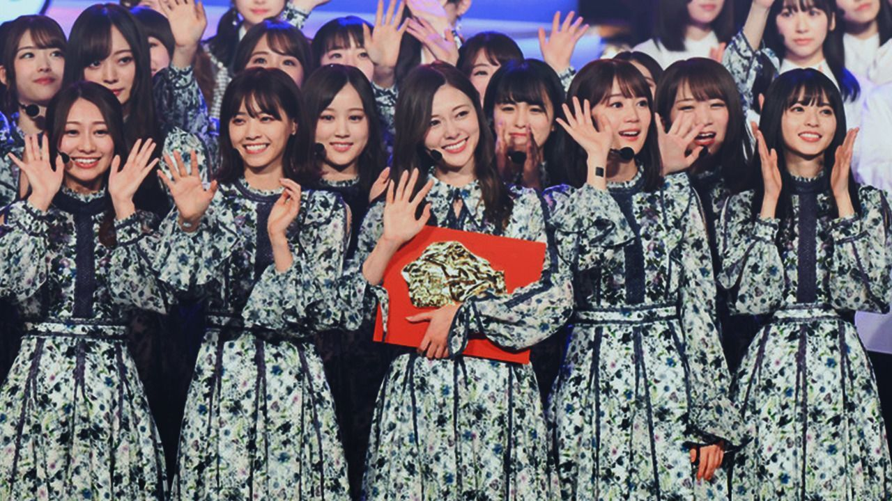 "Nogizaka46 ""Synchronicity"" won The 60th Japan Record Award"