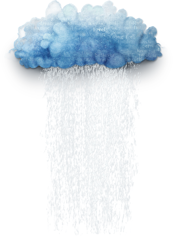 Falling Rain Png Rain Transparent Free Download Clouds Drawing Rain Clip Art