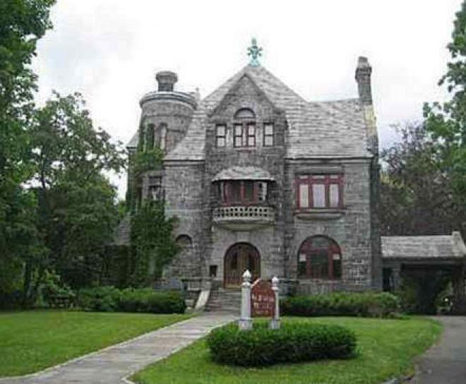 Slideshows American Castles Castles In America Abandoned