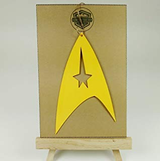 2020 Star Trek Captain Kirk Christmas Ornament AmazonSmile: Hallmark Christmas Ornaments, Star Trek Captain Kirk
