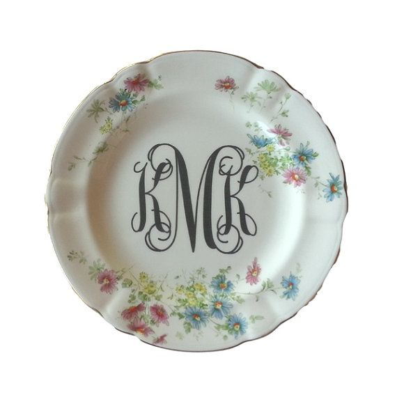 Hey, I found this really awesome Etsy listing at https://www.etsy.com/listing/197002693/monogrammed-wedding-gift-custom-order
