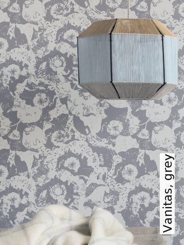 Tapete Vanitas, grey