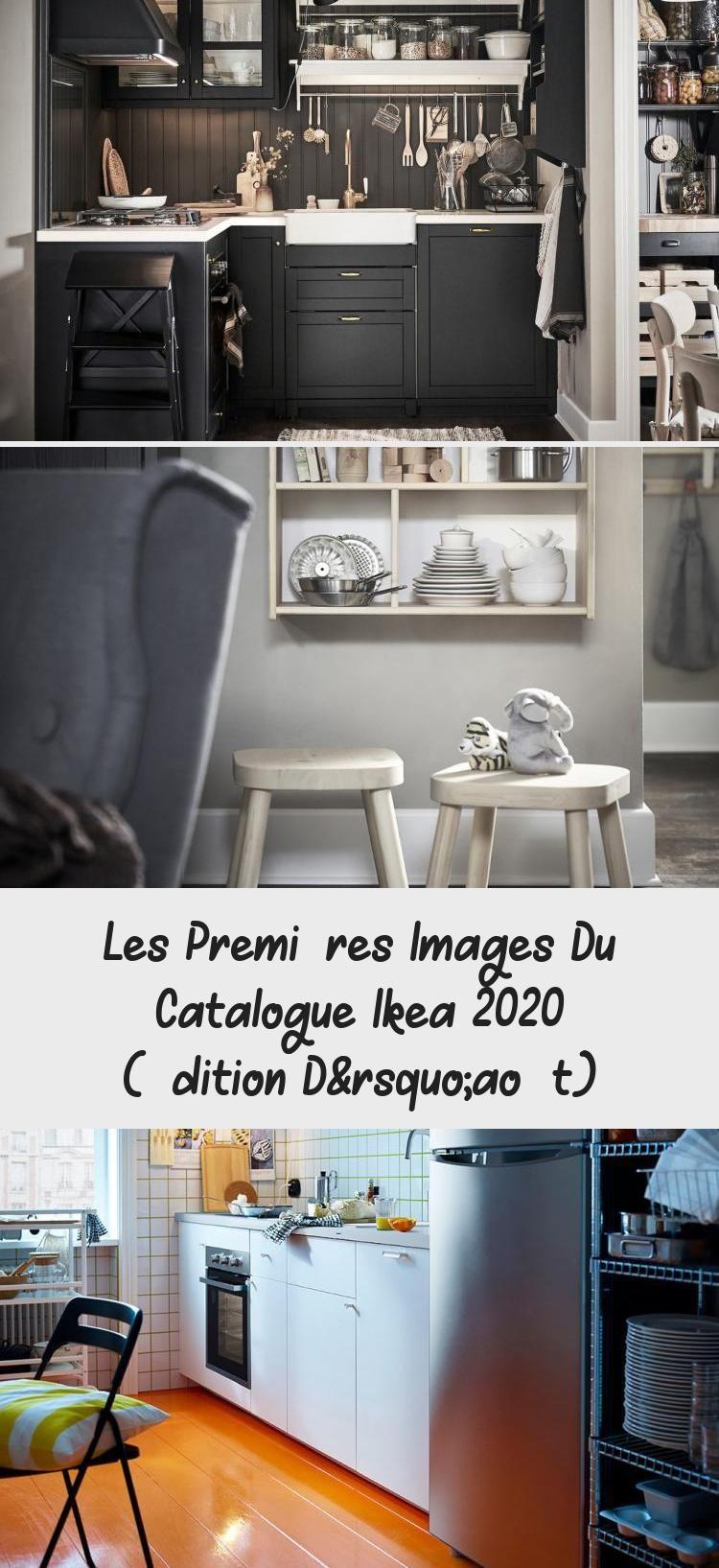 Les Premières Images Du Catalogue Ikea 2020 (édition D