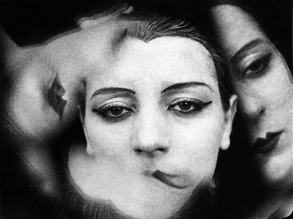 Alice Ernestine Prin, Kiki de Montparnasse by Man Ray