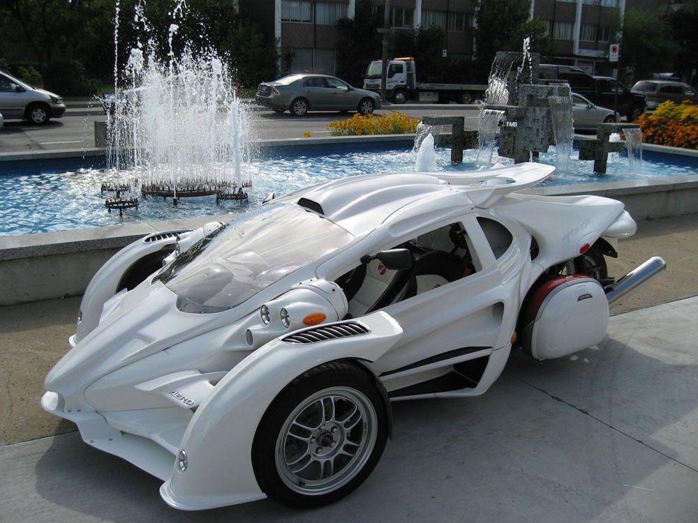 Campagna T Rex Aero 3s Trike Exotic And Modern