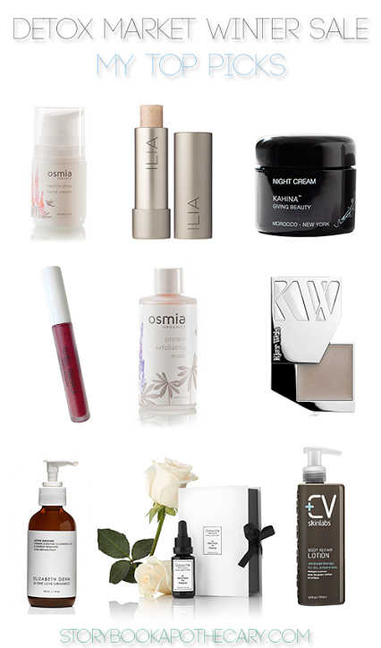 Detox Market's Winter Sale - My Top Beauty Picks - Get 15% Off their Winter Selection! Click through to learn more and get the coupon code ♥ #greenbeauty #sale