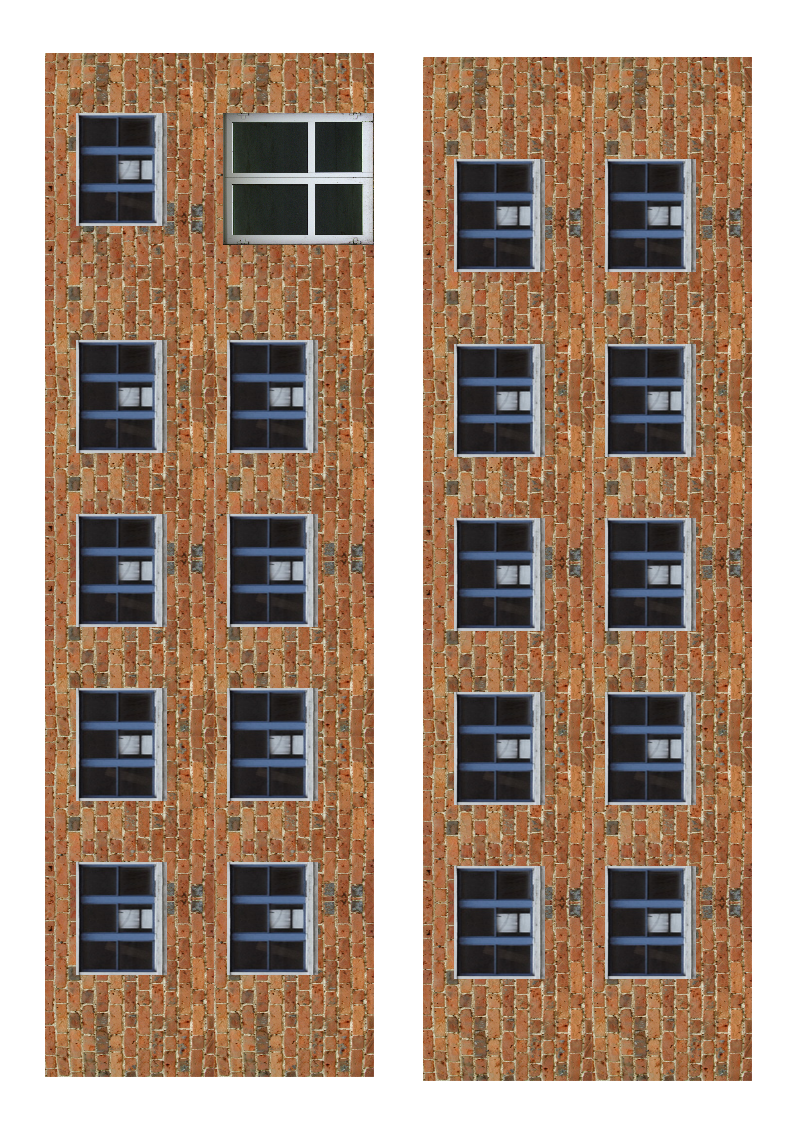free printable ho scale buildings plans | Paper models ...