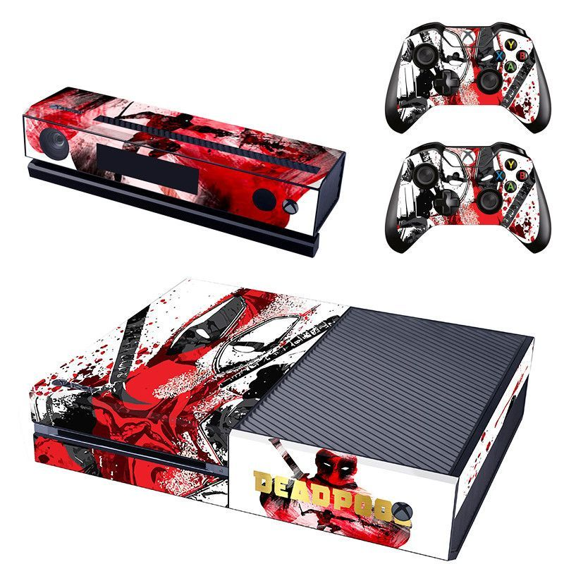 (*** http://BubbleCraze.org - Best-In-Class new Android/iPhone Game ***)  Deadpool Xbox One Skin