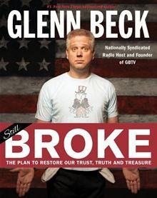 Broke glenn beck audio book