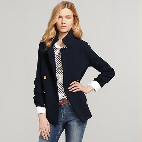 Want the coat