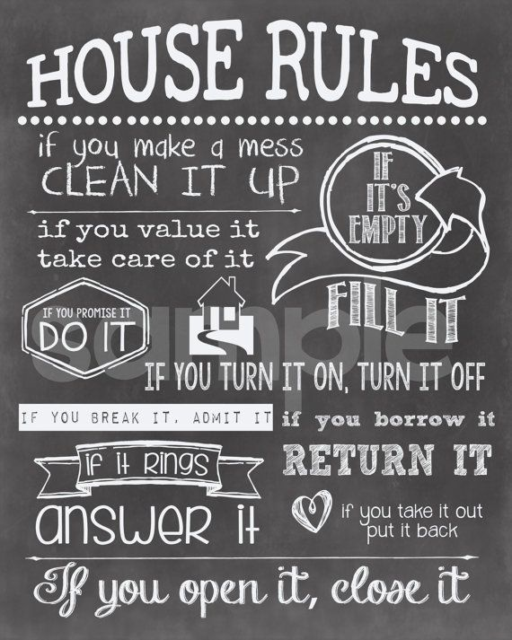 how to keep a family home tidy