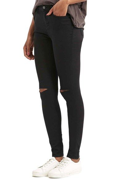Black jeans women ripped – Global fashion jeans collection