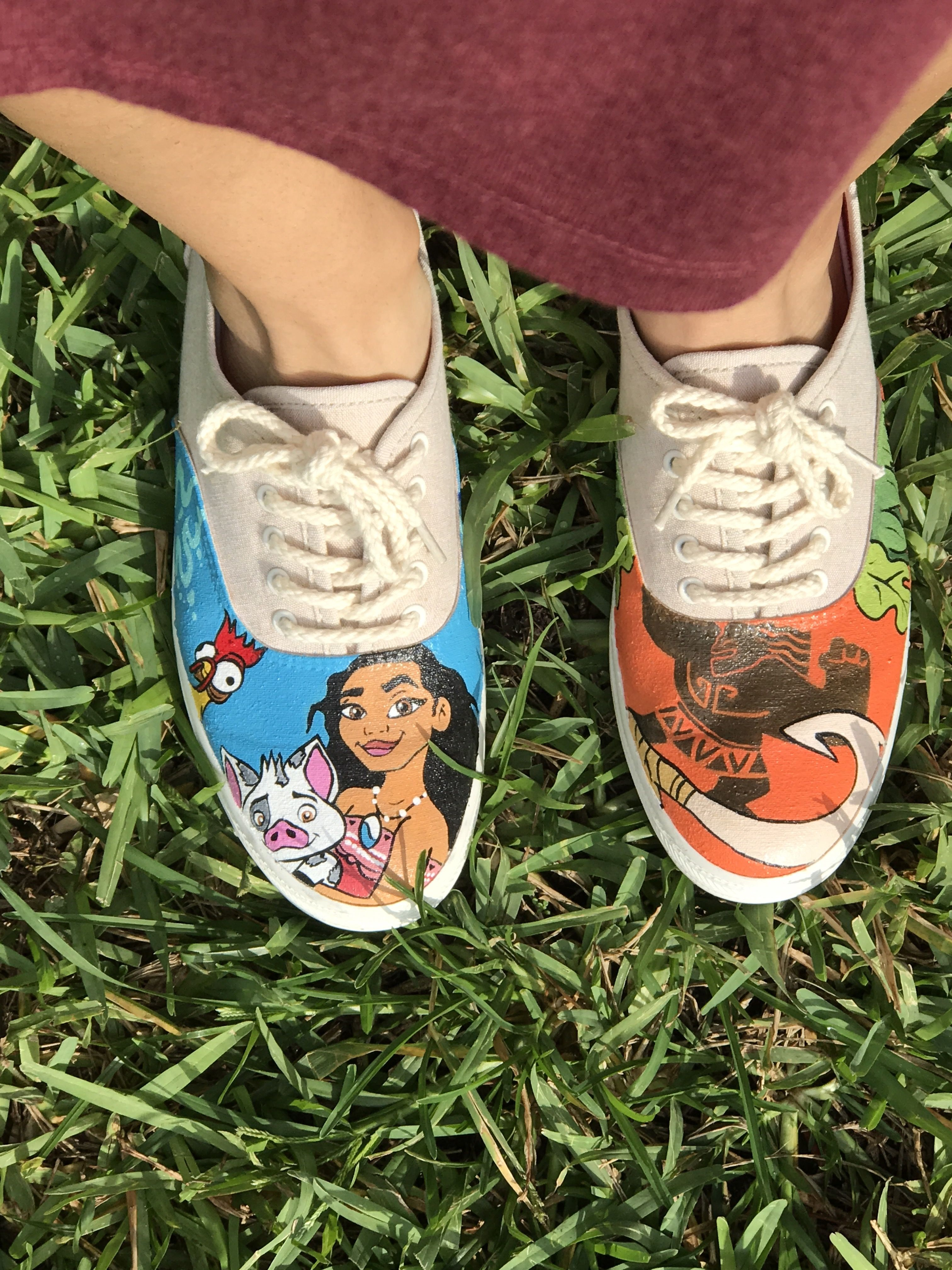 ddbe7e0a901 Moana shoes for women available for purchase through my shop Visit ...