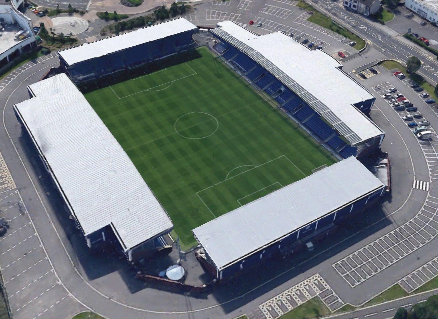 Pin On Stadion