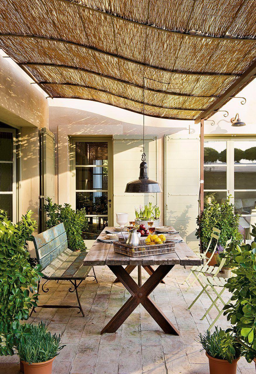 Ideas para techos de terrazas outdoor for Ideas de techos para terrazas