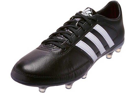 f32790e46 adidas Gloro 16.1 FG Soccer Cleats - Black   White