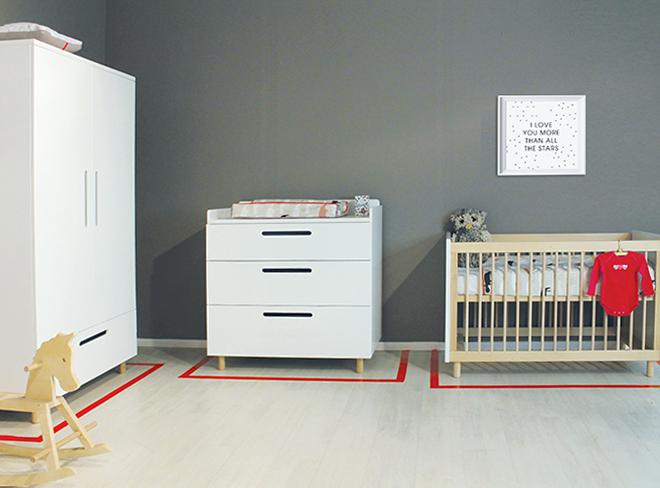 Babykamer Bopita Ideeen : Babykamer mirre bopita de boomhut bopita locker
