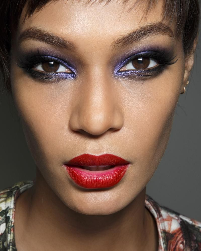 Several Ways To Rock Purple Eye Makeup Purple Eye Makeup Purple