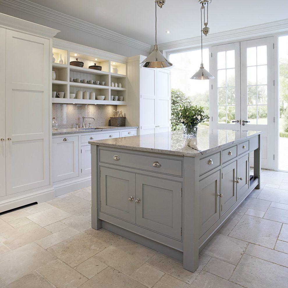 Image result for shaker kitchen with granite worktop   Kitchen ...