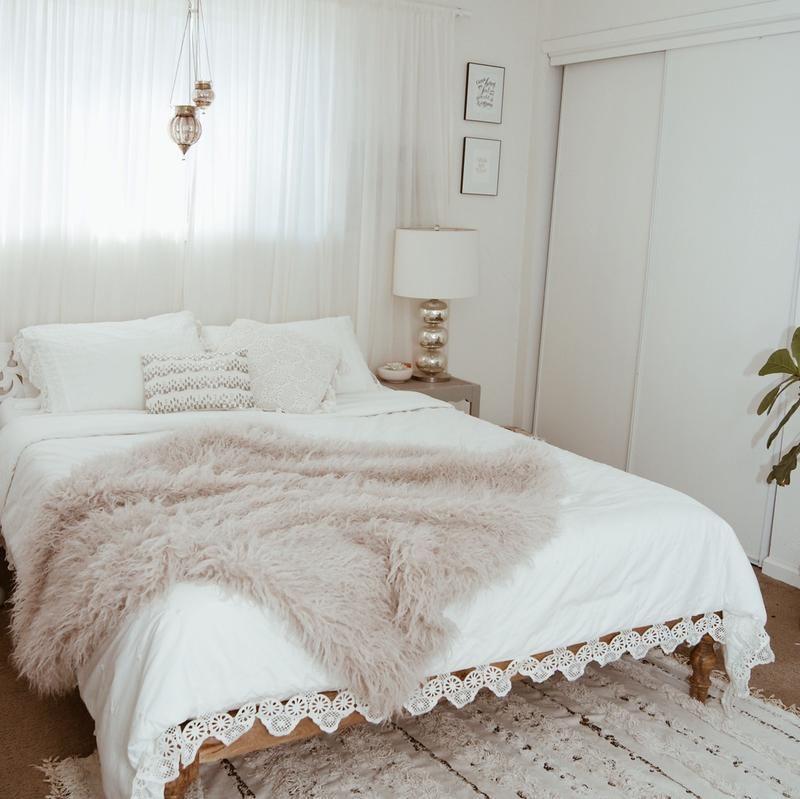 Best Bohemian Platform Bed Bohemian Platform Bed Bedroom Diy 640 x 480