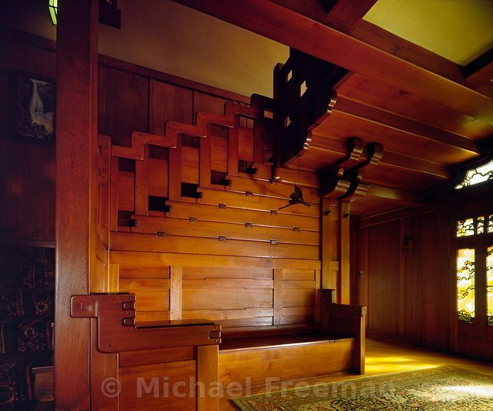 Gamble House | Arts & Crafts Architecture | Pinterest | Gamble house ...