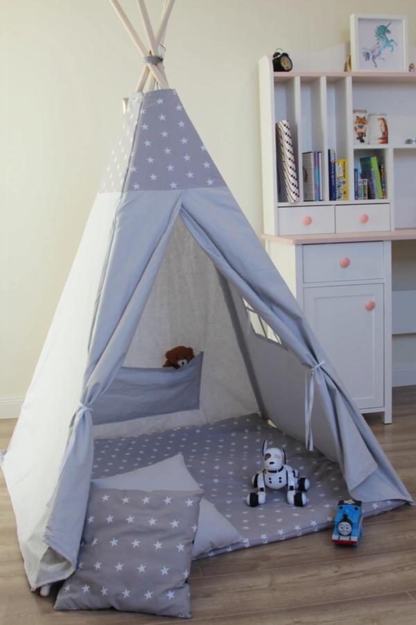 Tipi namiot dla dziecka | Meble z palet