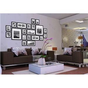 Cadre De Photo Lot De 20 Fz 2020 Decoration Mur Salon Deco