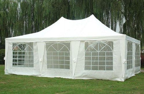 Quictent® 20u0027x20u0027 Heavy Duty Party Wedding Tent Carport Canopy Gazebo Marquees | Carport canopy Canopy and Tents & Quictent® 20u0027x20u0027 Heavy Duty Party Wedding Tent Carport Canopy ...