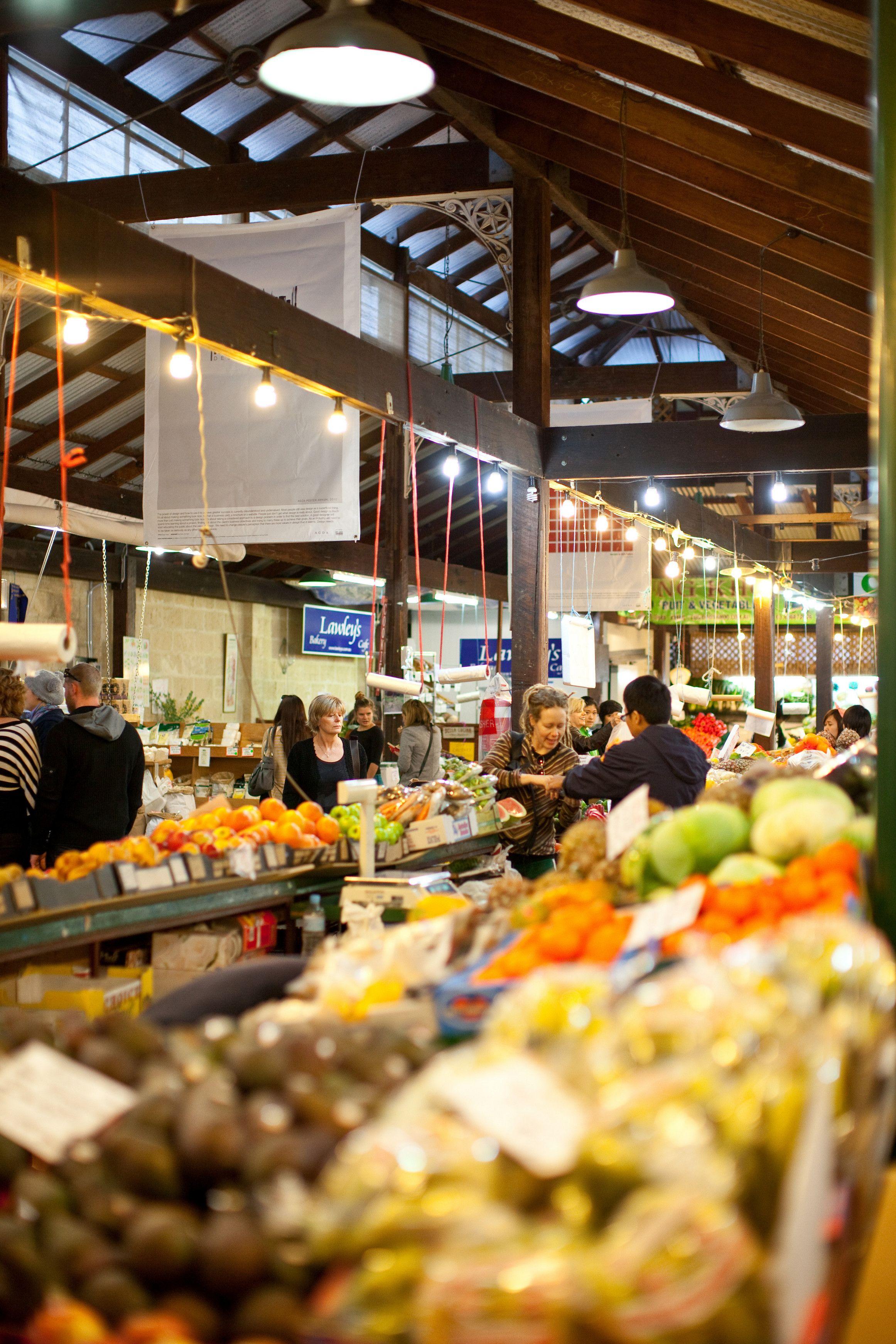 Fremantle Markets Posts Facebook