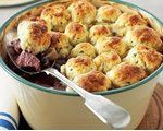 Beef casserole with parmesan dumpling Recipe : Free Recipes 101