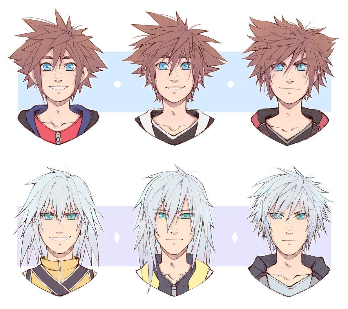 Mar But Artsy On Twitter Kingdom Hearts Fanart Kingdom Hearts Art Sora Kingdom Hearts