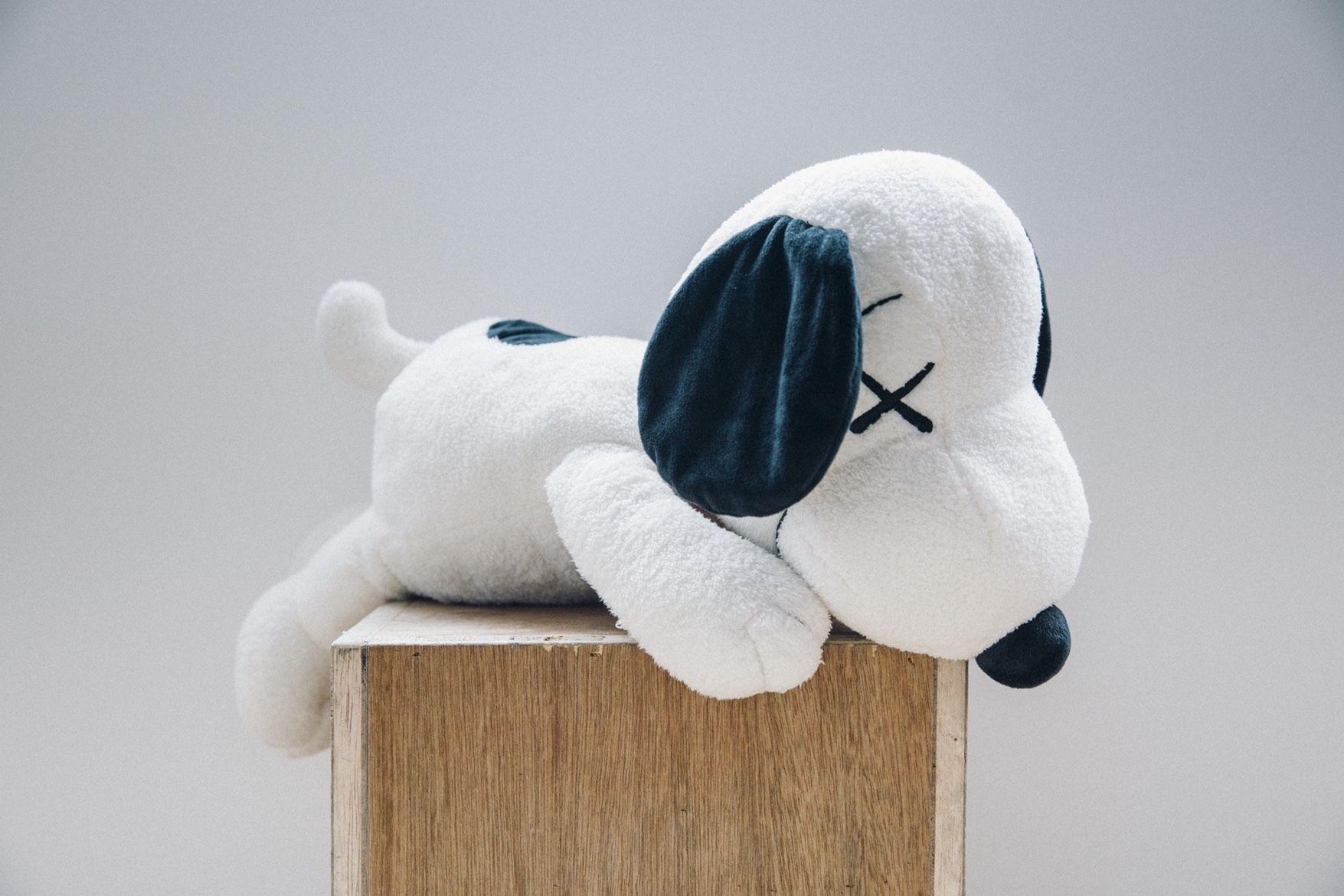 fda655dffa Kaws x Uniqlo x Peanuts Snoopy Plush