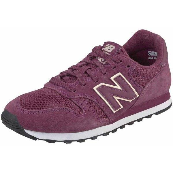 new balance 'WL373-MIN-B' Sneaker ($100) ❤ liked on