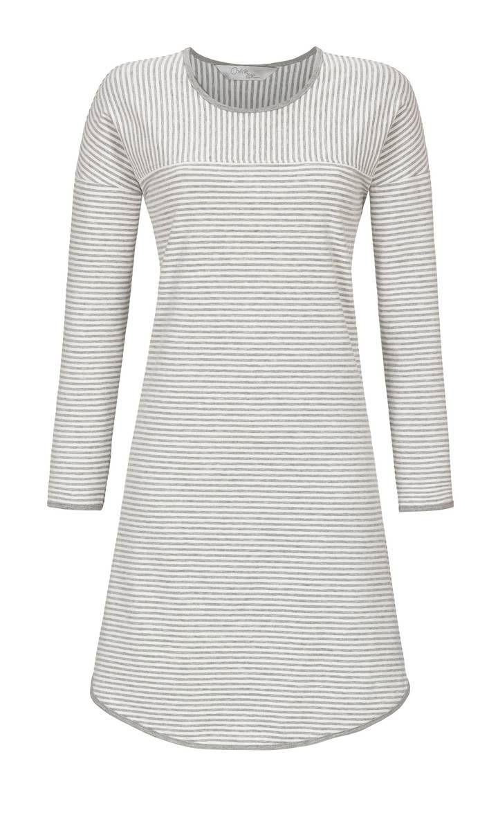 Nachthemd mit Ringeldessin 24,98 € Mode direkt vom